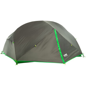 CAMPZ Lacanau 2P Tenda, deep grey/green